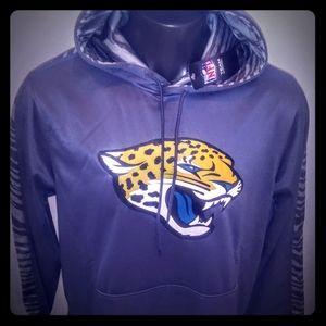 Jacksonville Jaguars Dir Fit Synthetic Hoodie new